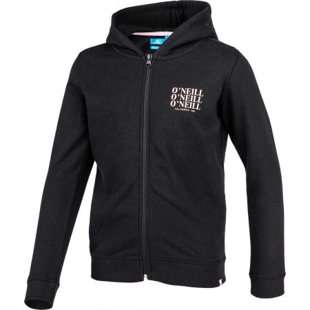 Hanorac de fete - O'Neill LG ALL YEAR FZ SWEATSHIRT - 2