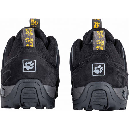 Men's outdoor shoes - Jack Wolfskin MONTANA HIKE LOW - 7
