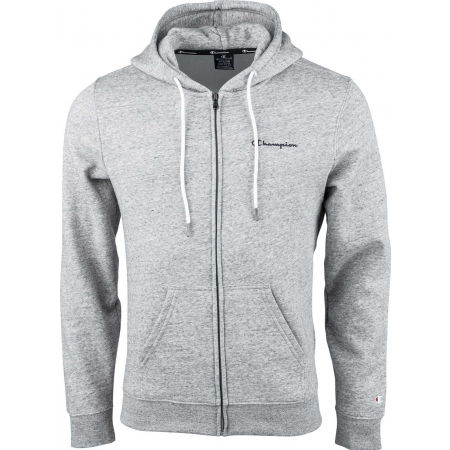 Men's hoodie - Champion HOODED FULL ZIP SWEATSHIRT - 1