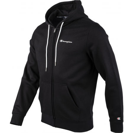 Men's hoodie - Champion HOODED FULL ZIP SWEATSHIRT - 2
