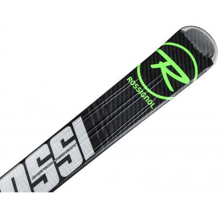 Downhill skis - Rossignol ROSSI RS+XPRESS 10 GW - 5