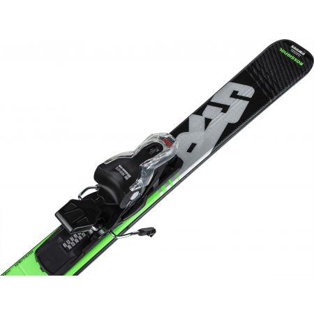 Downhill skis - Rossignol ROSSI RS+XPRESS 10 GW - 8