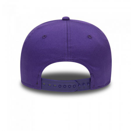Șapcă bărbați - New Era 9FIFTY STRETCH SNAP TEAM LOS ANGELES LAKERS - 2