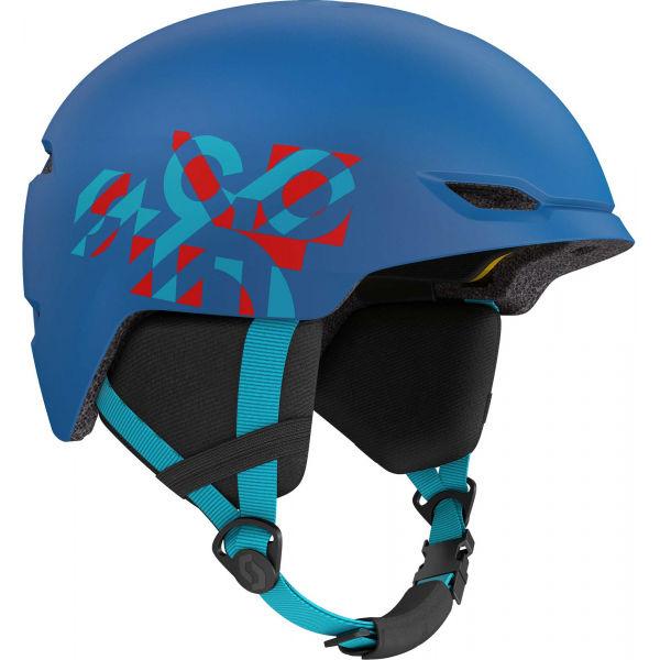 Scott KEEPER 2 PLUS JR  (51 - 54) - Detská lyžiarska prilba