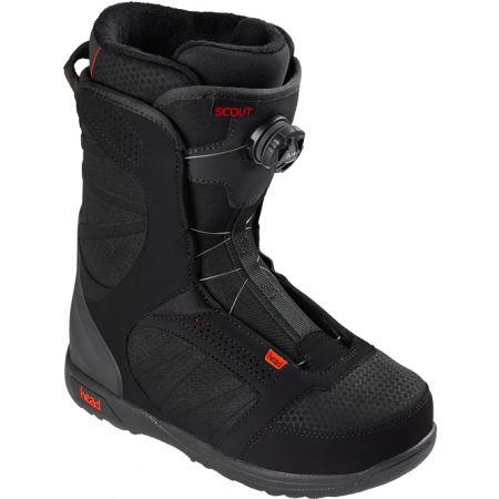 Pánská snowboardová obuv - Head SCOUT LYT BOA COILER