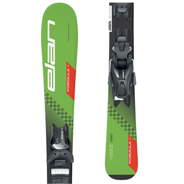 Elan FORMULA S QS+EL 7.5 - Juniorské zjazdové lyže