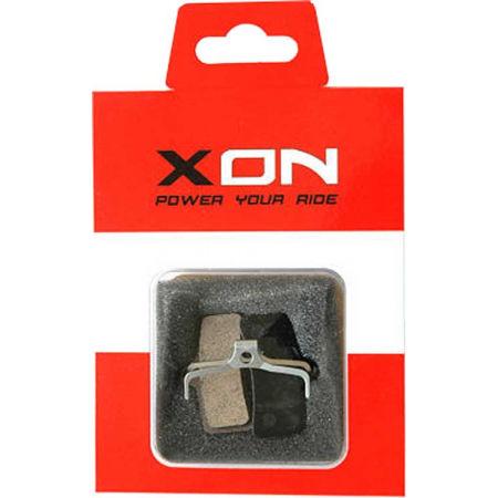 Xon XBD-01E-SM - Brzdové destičky