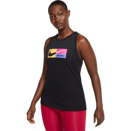 Dámske športové tielko - Nike DRY TANK DFC ICON CLASH W - 1