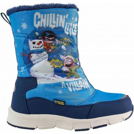 Dievčenská zimná obuv - Warner Bros CHILLIN HIGH - 3