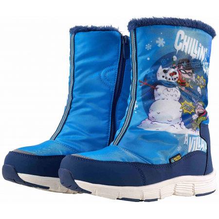 Dievčenská zimná obuv - Warner Bros CHILLIN HIGH - 2