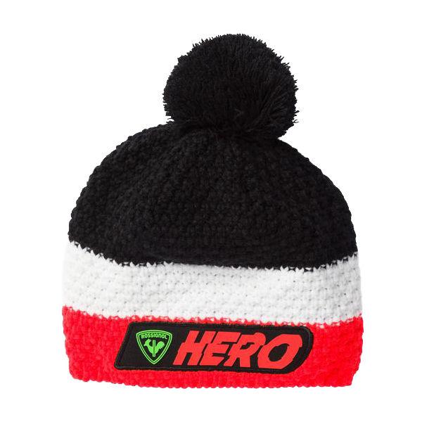 Rossignol HERO POMPON X3 - Pletená čiapka