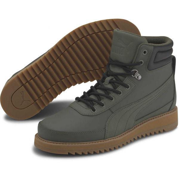 Puma DESIERTO V2  9 - Pánska zimná obuv