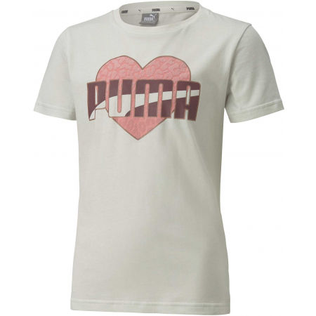 Puma ALPHA TEE G - Girls' leisure T-shirt