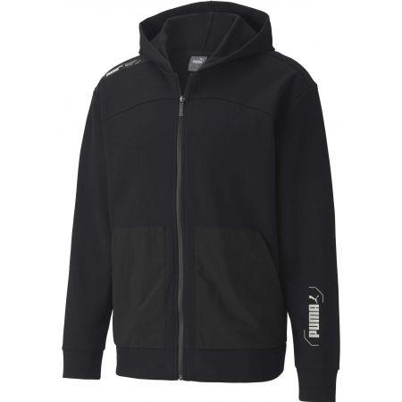 Puma NU-TILITY FZ HOODIE - Men's hoodie