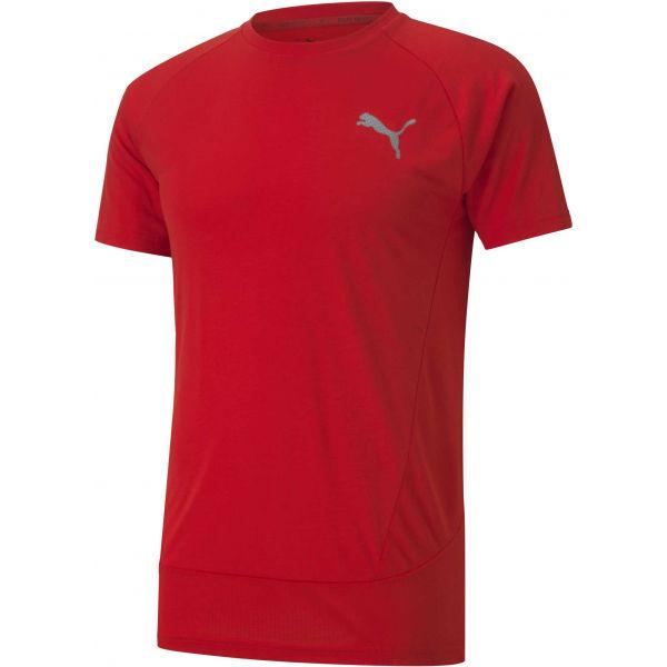 Puma EVOSTRIPE  TEE  XL - Pánske športové tričko