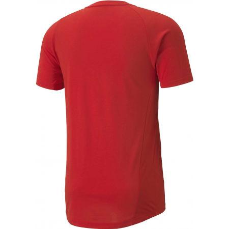Men's sports T-shirt - Puma EVOSTRIPE TEE - 2