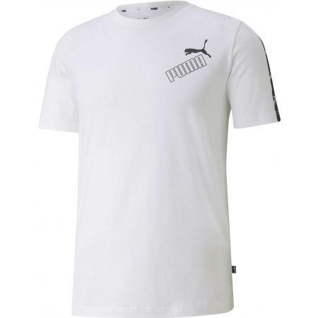 Puma AMPLIFIED TEE - Pánske tričko
