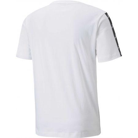 Мъжка тениска - Puma AMPLIFIED TEE - 2