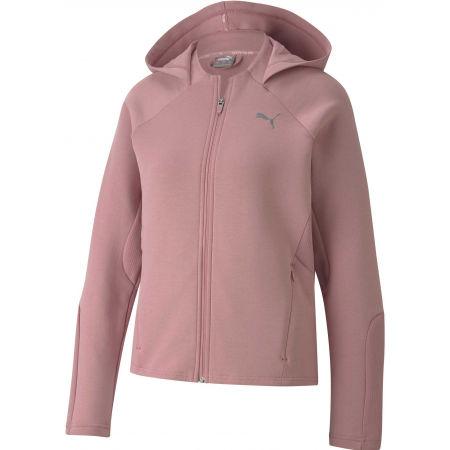 Puma EVOSTRIP FULL ZIP-HOODIE - Women's hoodie