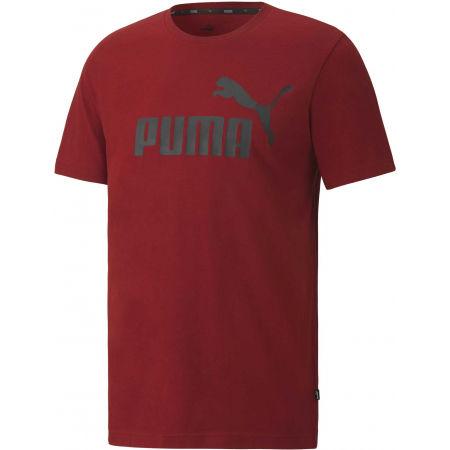 Puma ESS LOGO TEE - Pánske tričko