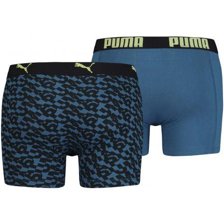 Boxeri bărbați - Puma LOGO AOP BOXER 2P - 2