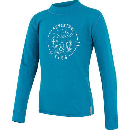 Sensor MERINO DF CLUB - Kids' functional T-shirt