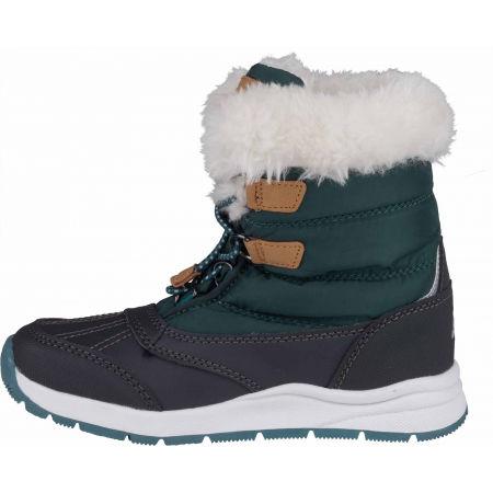 Dětská zimní obuv - ALPINE PRO TEUTO - 4