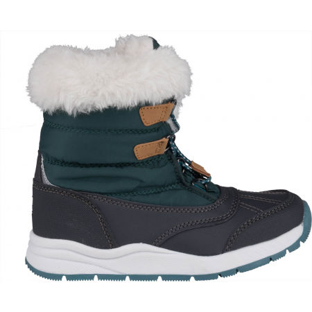 Dětská zimní obuv - ALPINE PRO TEUTO - 3