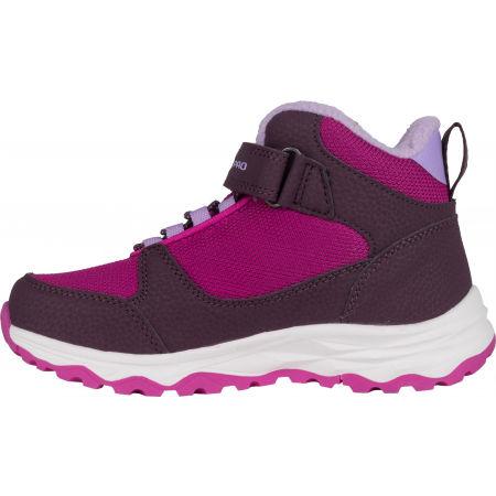 Children's winter shoes - ALPINE PRO HALILO - 4