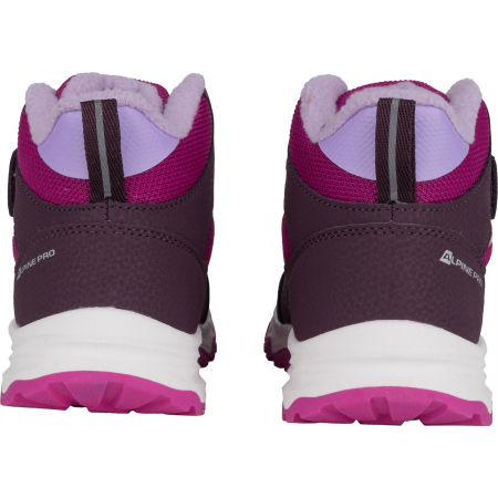 Children's winter shoes - ALPINE PRO HALILO - 7