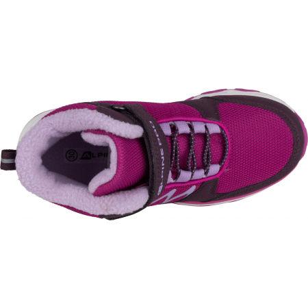 Детски зимни обувки - ALPINE PRO HALILO - 5
