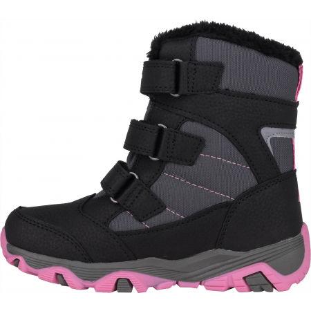Dětská zimní obuv - ALPINE PRO KURTO - 4
