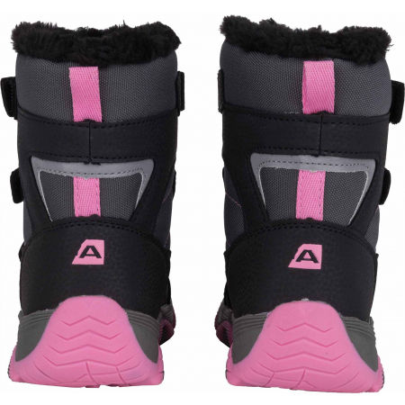 Dětská zimní obuv - ALPINE PRO KURTO - 7
