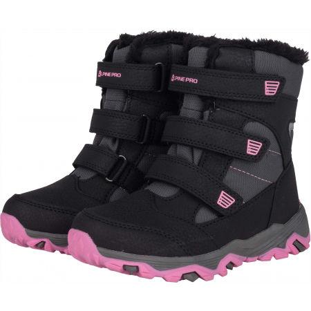 Dětská zimní obuv - ALPINE PRO KURTO - 2