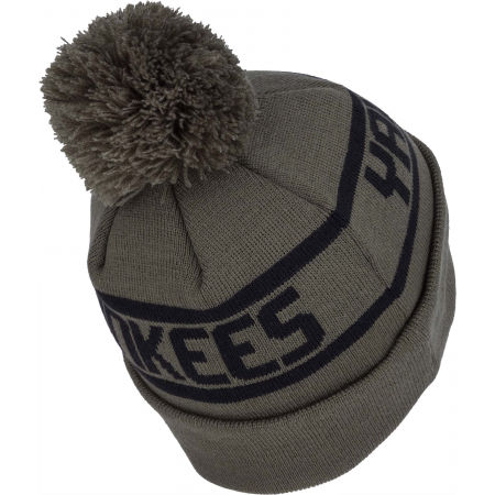 Winter hat - New Era MLB BOBBLE CUFF NEW YORK YANKEES - 2
