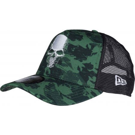 New Era 9FORTY AF TRUCKER GHOST RECON - Czapka z daszkiem typu trucker