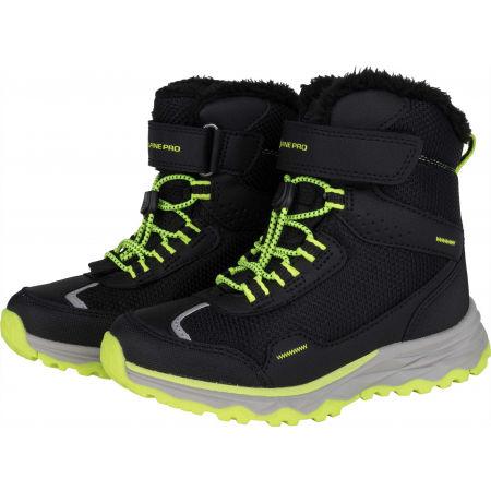 Children's winter shoes - ALPINE PRO VESO - 2
