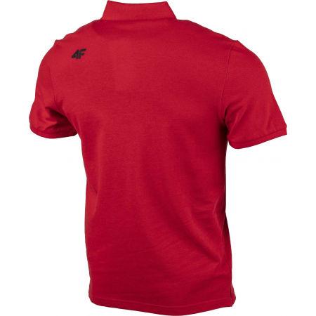 Мъжка  тениска с яка - 4F MEN´S T-SHIRT - 3