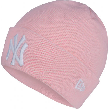 Women's winter hat - New Era WMNS MLB ESSENTIAL NEW YORK YANKEES - 1