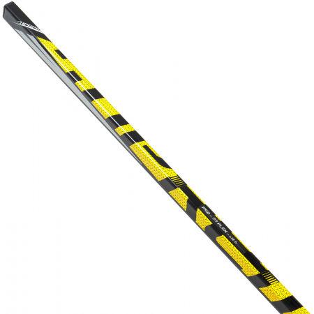 Juniors' hockey stick - Bauer S20 SUPREME S37 GRIP STICK JR 50 P92 - 4