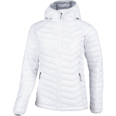 Geacă de damă - Columbia POWDER LITE HOODED JACKET - 2