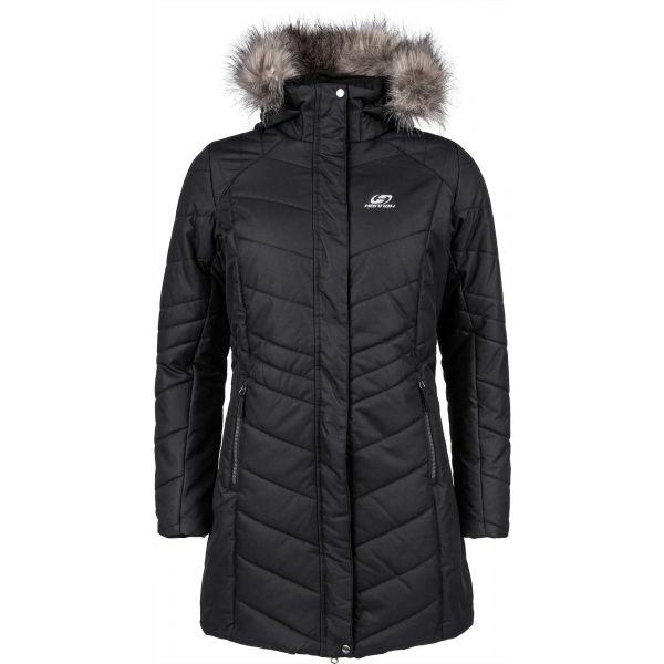 Hannah MAURICIA II černá 42 - Dámský zimní kabát