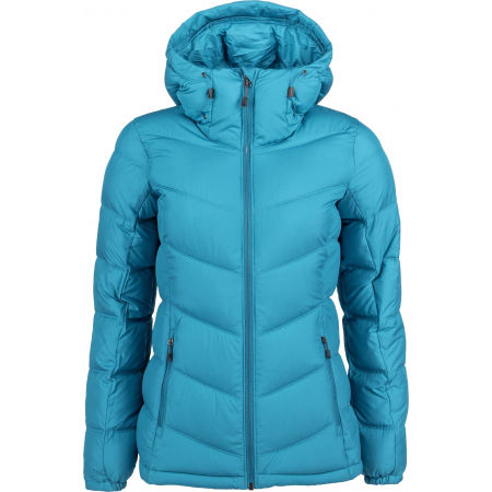 Columbia PIKE LAKE HOODED JACKET - Dámska zimná bunda