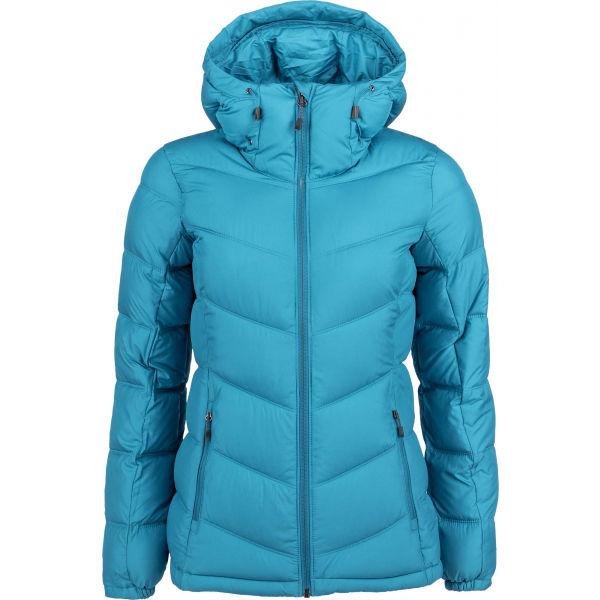 Columbia PIKE LAKE HOODED JACKET  XS - Dámská zimní bunda