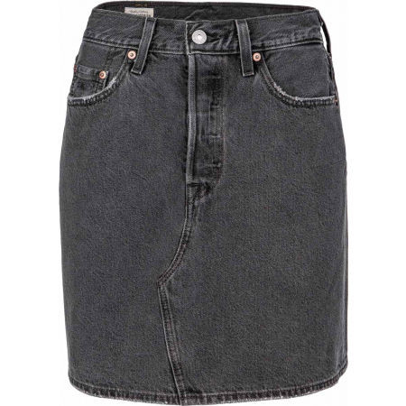 Women's denim skirt - Levi's HR DECON ICONIC BF SKIRT CORE - 1