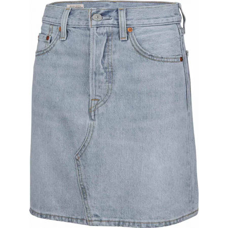 Women's denim skirt - Levi's HR DECON ICONIC BF SKIRT CORE - 2