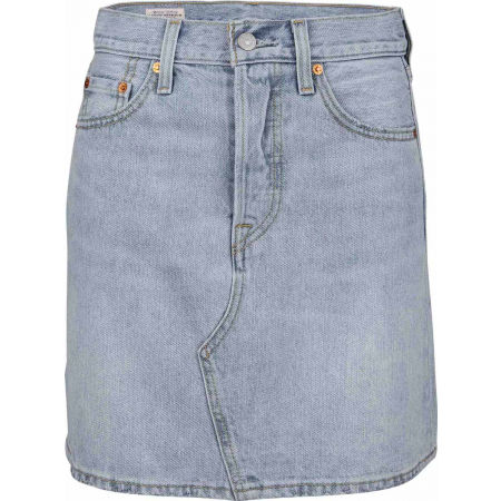 Levi's HR DECON ICONIC BF SKIRT CORE - Women's denim skirt