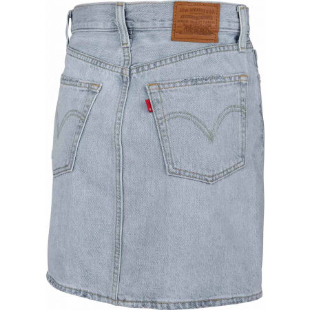 Női farmerszoknya - Levi's HR DECON ICONIC BF SKIRT CORE - 3