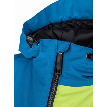 Boys' ski/snowboarding jacket - Horsefeathers RIGBY YOUTH JACKET - 7
