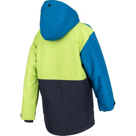 Boys' ski/snowboarding jacket - Horsefeathers RIGBY YOUTH JACKET - 3